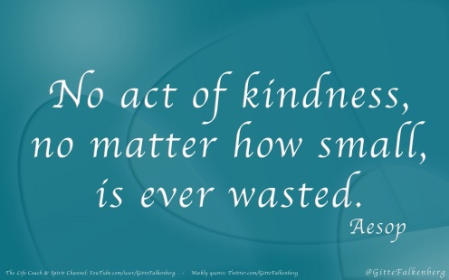Kindness Aesop