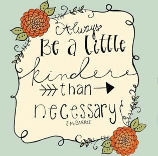 Kindness JM Barrie
