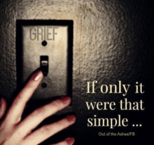 Grief light switch