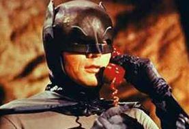 Batman batphone
