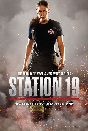 Station 19 Andie